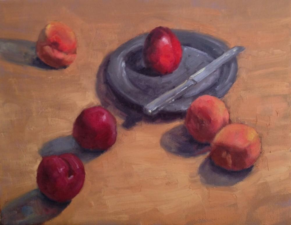 Recent Still Life Paintings